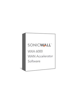 Sonicwall WXA 6000 Software